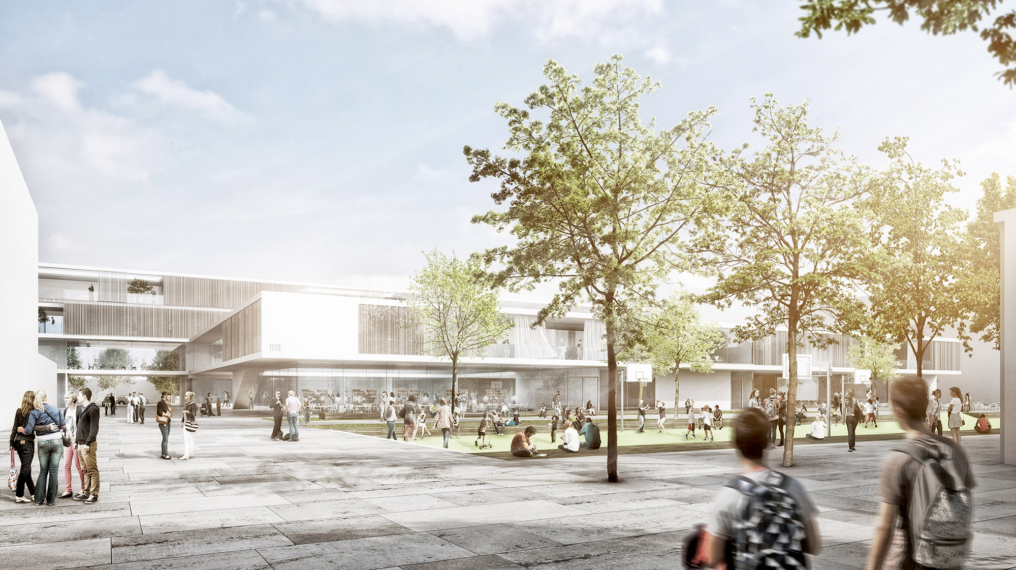 Gymnasium Köln Ehrenfeld